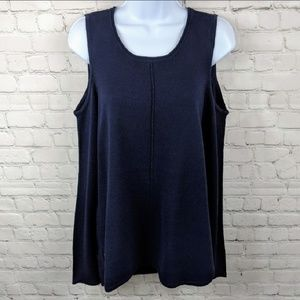 NWT New York & Company Cold Shoulder Sweater